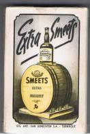 JEU DE CARTES - SMEETS EXTRA HASSELT (Alcool-Genièvre) - ETS ANT. VAN GENECHTEN S.A. - TURNHOUT - 32 Kaarten