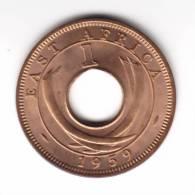 @Y@   East Africa  1 Cent  1959   UNC   RED BROWN    ( C621) - Autres – Afrique