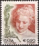 IT 2727 Femme Dans L'Art 2004 - 6. 1946-.. Republic