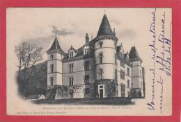 MONTBONNOT --> Château Du Comte De Miribel - Francia