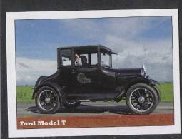Ford Model T Sticker - Size:70x50 Mm. Aprox. - Collection Of Vintage Cars - Otros