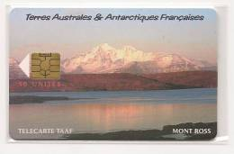 TAAF30   Le  Mont  ROSS   NEUVE RARE  !!! - TAAF - French Southern And Antarctic Lands