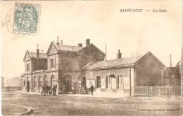 Saint-Just -La Gare - Autres Communes