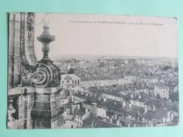 LUNEVILLE - Vue Panoramique Prise Des Tours De ST JACQUES - Luneville