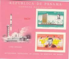 Panama Hb Michel 62 Manchas En La Goma - Panamá