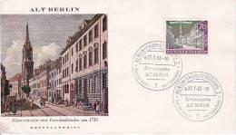 Berlin FDC Mi.-Nr. 226 - FDC: Briefe