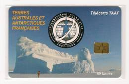TAAF39   Année Polaire  2007-2008  NEUVE   RARE  !!! - TAAF - French Southern And Antarctic Lands