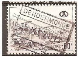 AA-231   Ocb  TR 394     DENDERMONDE   /   N°  2 - 1952-....