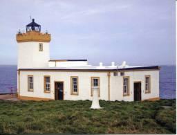 1 X Lighthouse Postcard - UK - Scotland - Duncansby Head Lighthouse - Faros