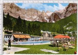 SAN MARTINO DI CASTROZZA. Trento. Dolomiti. Piscine.   144 - Trento