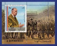 Sharjah - Charles De Gaulle - Le Bloc** - Schardscha