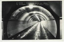 ANVERS - Intérieur Du Tunnel Pour Piétons - Antwerpen