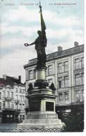 ANVERS - Monument De La Furie Francaise. - Antwerpen