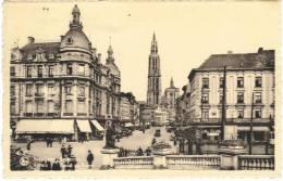 ANVERS - Canal Au Sucre. (Animation) - Antwerpen