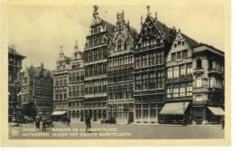 ANVERS - Maisons De La Grand Place (Animation) - Antwerpen