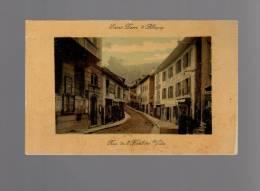 73 SAINT PIERRE D´ALBIGNY - Rue De L'Hotel De Ville - Saint Pierre D'Albigny