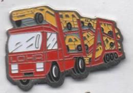 Transport Camion , Porte Voitures , Auto , Lohr - Transportation