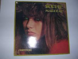 """33 Tours 30 Cm - SOPHIE MARCEAU  - PATHE 1729881   """" BEREZINA """" + 8 - Vinyl-Schallplatten"""