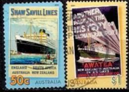 Australia. 2004. Y&T 2211-2. Ships - 2000-09 Elizabeth II