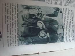MATTINO ILLUSTRATO 1/7/1929 ARPAISE BENEVENTO MONTE GRAPPA ITALO BALBO MARINA DI CARRARA BADOGLIO SANTENA - Livres, BD, Revues