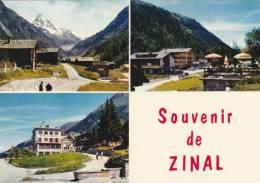 SOUVENIR DE ZINAL - VS Wallis