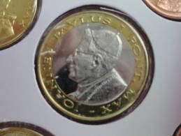 2005 - ESSAI - 1 Euro Vatican - The Holy Father - Scellée Issue Du Coffret - Vaticano (Ciudad Del)