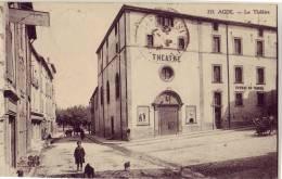 34 213 AGDE Le Théâtre - Agde
