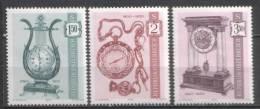 Österreich / Austria - Mi-Nr 1344/1346 Postfrisch / MNH ** (C352) - Uhrmacherei