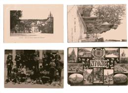 4 Cartes Postales De Nyons - Nyons