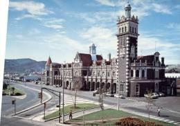 (209) Dunedin Railway Station - Stazioni Senza Treni