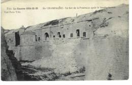 FRANCE - CHAMPAGNE-ARDENNES - Oorlog 1914-18