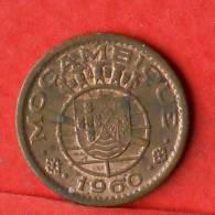MOZAMBIQUE  10  CENTAVOS  1960   KM# 83  -    (1313) - Mozambique