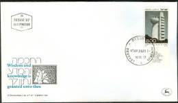 Israel FDC - 1977, Philex Nr. 718,  Mint Condition - FDC