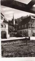 BR47122 Jungenhaim A D Bergistrasse Ev Kirche Mit Rathaus      2 Scans - Deutschland