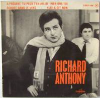 Richard ANTHONY Bob DYLAN 45T VINYLE EP BIEM ORIGINAL Ecoute Dans Le Vent...EX / M - New Age