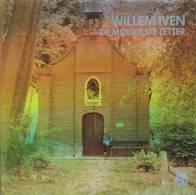 * LP *  WILLEM IVEN - DE MIDDULSTE LETTER (Holland 1981 EX-!!!  On Stoof Records!!!) - Humor, Cabaret