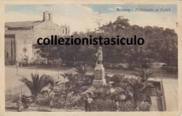 $3-2395- Sciacca - Monumento Ai Caduti - Agrigento - F.p Non Vg. - Agrigento