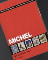 Sellos Naher Osten Michel 2013 Part 10 Neu 89€ Aden Ajman Khaima Sharjah Qiwain Yafa Irak Jemen Israel 978-3-95402-050-3 - Oude Documenten