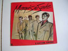 """33 Tours 30 Cm - MARQUIS DE SADE  - PATHE 14835  """" SET IN MOTION MEMORIES """" + 9 - Vinyl-Schallplatten"""