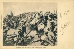 Fleurus - Episode De La Bataille En 1794 -1902 ( Voir Verso ) - Fleurus