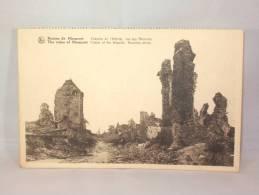 Nieuwpoort. Ruines De Nieuport. Chapelle De L'Hôpital, Rue Des Récollets - Nieuwpoort
