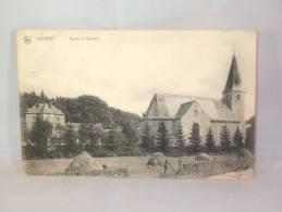 Loverval. Eglise Et Couvent. - Gerpinnes