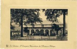 St. Ghislain - L'Orangerie Dépendance De L'Ancienne Abbaye -1939 ( Voir Verso ) - Saint-Ghislain