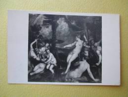 WIEN. Le Musée De L'Histoire De L'Art. Diane Et Callisto Par Tiziano Vecelli. - Museen