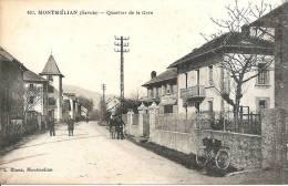 Savoie - 73 -  Montmelian  Quartier De La Gare - Montmelian