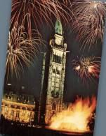 (308) Canada - Parliament For Confederation Centenary - Histoire