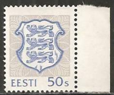 Estonia 1993/5 Nuovo** - Yv.219;241Q;252;271  Mi.205;229Q;240;268 - Estonia