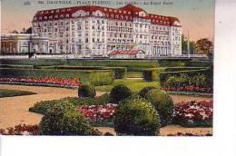 DEAUVILLE PLAGE FLEURIE ROYAL HOTEL Colorisé - Deauville