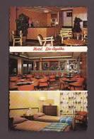 HÔTEL RESTAURANT - HÔTEL STE AGATHE DES MONTS PRÈS DU LAC DES SABLES - Hotels & Restaurants