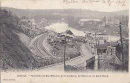 Bellevue 92 -  Panorama Funiculaire Chemins De Fer - Meudon